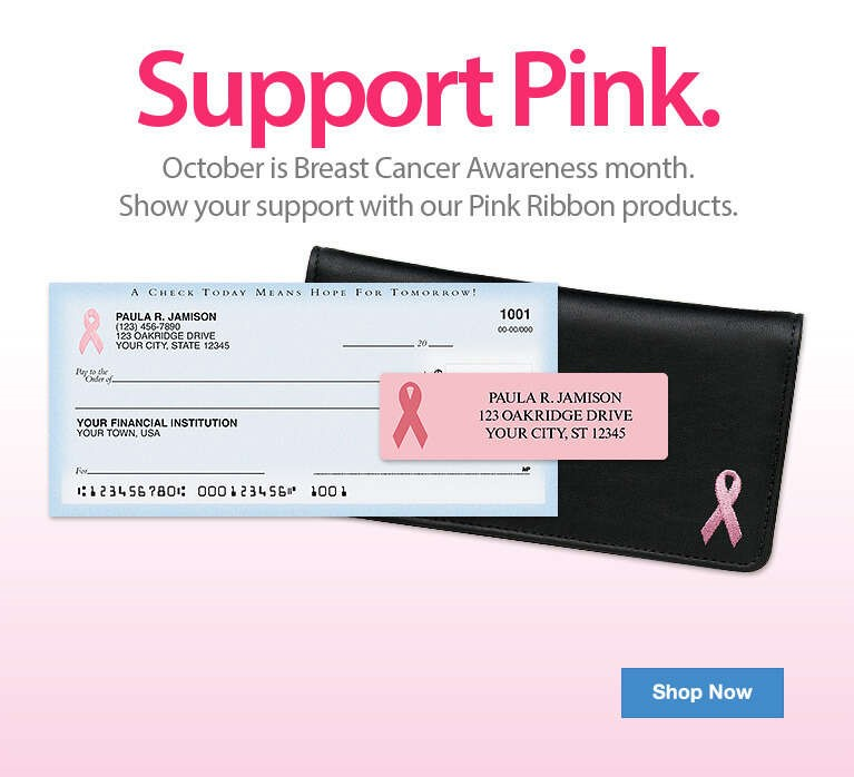 Support Pink. Breast Cancer Awareness - Shop Now