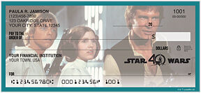 Star Wars™ 40th Anniversary Checks