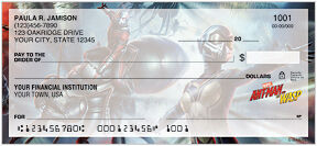 Marvel Ant-Man and The Wasp Checks