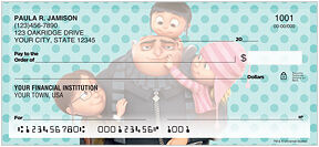 Despicable Me 3 Checks